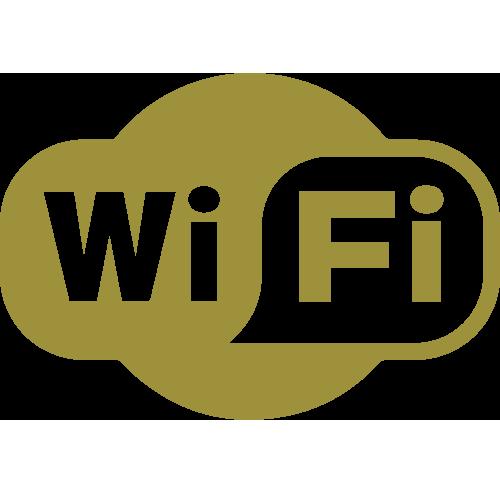 K dispozici Free Wi-Fi